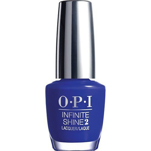 OPI Infinite Shine Lacquer 15ml - Indignantly Indigo - Love This Colour