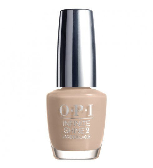 OPI Infinite Shine Lacquer 15ml - Maintaining My Sand-ity - Love This Colour