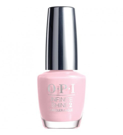 OPI Infinite Shine Lacquer 15ml - Pretty Pink Perseveres - Love This Colour