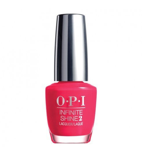 OPI Infinite Shine Lacquer 15ml - She Went On and On and On - Love This Colour