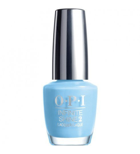 OPI Infinite Shine Lacquer 15ml - To Infinity & Blue-yond - Love This Colour