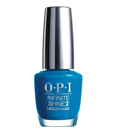 OPI Infinite Shine Lacquer 15ml - Wild Blue Yonder - Love This Colour