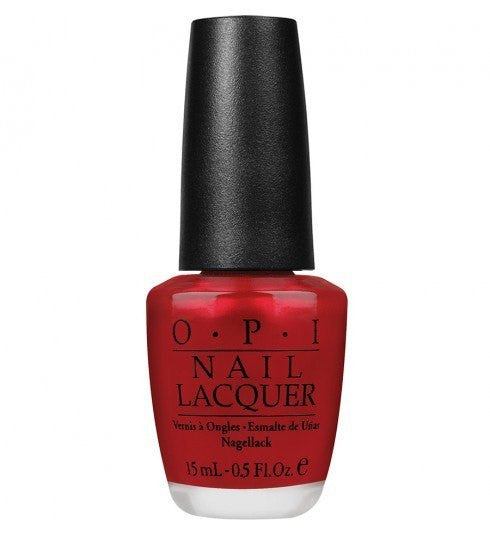 OPI Nail Lacquer 15ml - An Affair In Red Square - Love This Colour