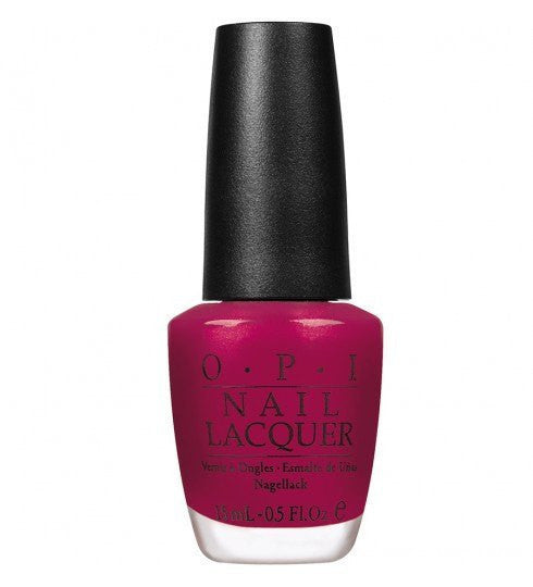 OPI Nail Lacquer 15ml - Bogota Blackberry - Love This Colour