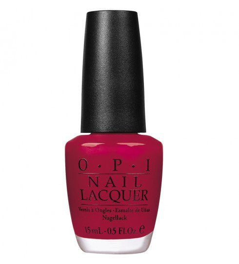 OPI Nail Lacquer 15ml - Chick Flick Cherry - Love This Colour
