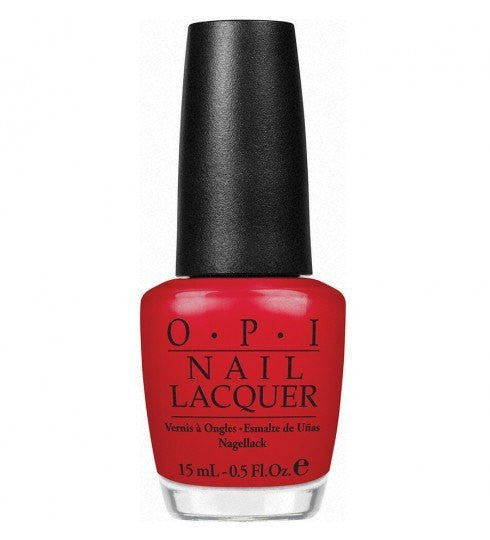 OPI Nail Lacquer 15ml - Color So Hot It Berns - Love This Colour