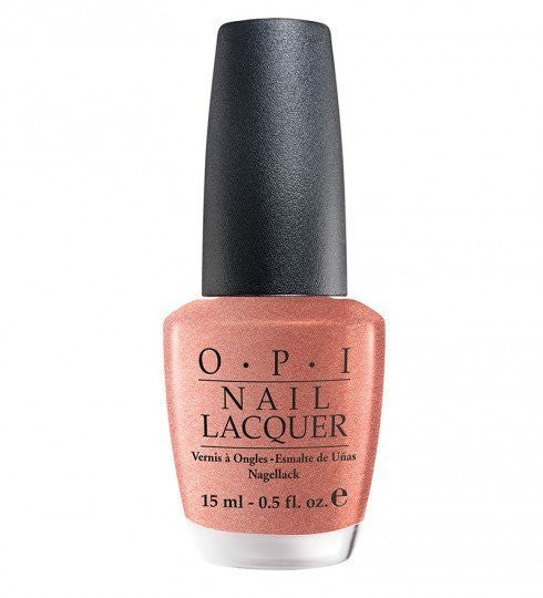 OPI Nail Lacquer 15ml - Cozu-Melted In The Sun - Love This Colour