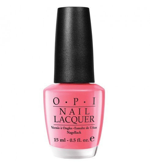 OPI Nail Lacquer 15ml - Elephantastic Pink - Love This Colour