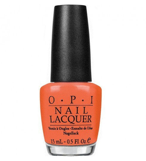 OPI Nail Lacquer 15ml - Hot & Spicy - Love This Colour