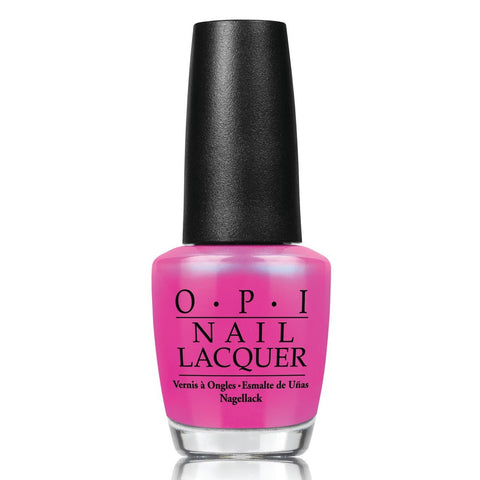 OPI Nail Lacquer 15ml - Hotter Than You Pink - Love This Colour