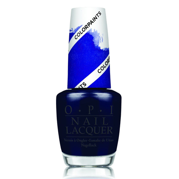 OPI Nail Lacquer 15ml - Indigo Motif - Love This Colour