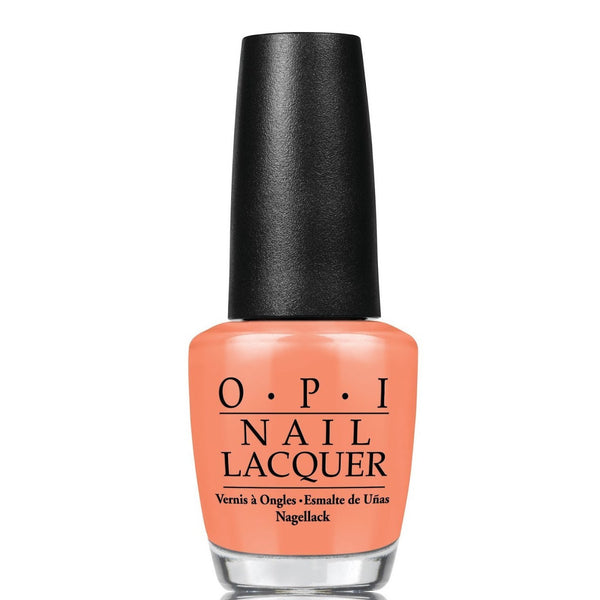 OPI Nail Lacquer 15ml - Is Mai Tai Crooked? - Love This Colour