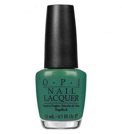 OPI Nail Lacquer 15ml - Jade Is The New Black - Love This Colour