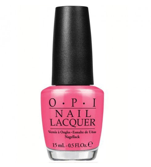 OPI Nail Lacquer 15ml - Kiss Me I'm Brazilian - Love This Colour