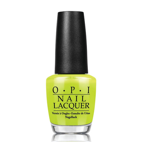 OPI Nail Lacquer 15ml - Life Gave Me Lemons - Love This Colour