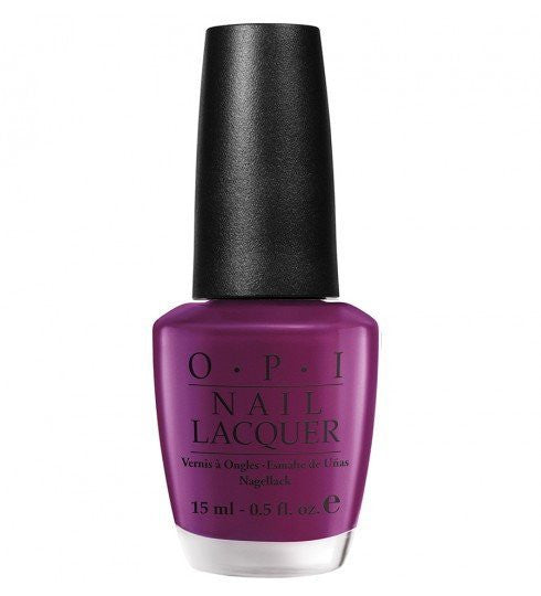 OPI Nail Lacquer 15ml - Pamplona Purple - Love This Colour