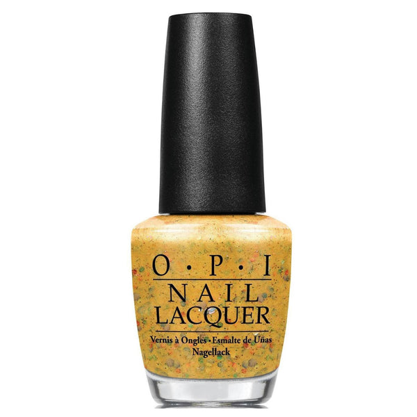 OPI Nail Lacquer 15ml - Pineapples Have Peelings Too! - Love This Colour