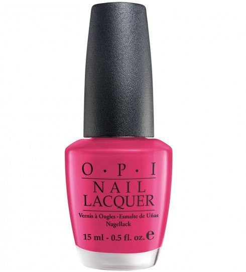 OPI Nail Lacquer 15ml - Pink Flamenco - Love This Colour