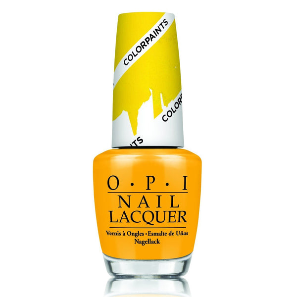 OPI Nail Lacquer 15ml - Primarily Yellow - Love This Colour