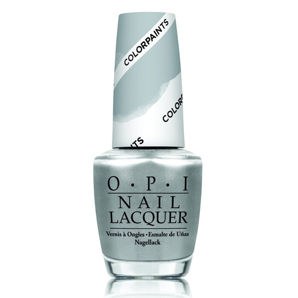 OPI Nail Lacquer 15ml - Silver Canvas Undercoat - Love This Colour