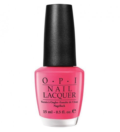 OPI Nail Lacquer 15ml - Strawberry Margarita - Love This Colour