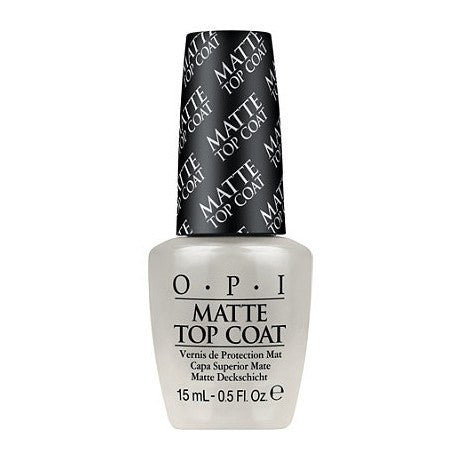 OPI Nail Treatment 15ml - Matte Top Coat - Love This Colour