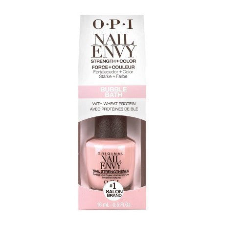 OPI Nail Treatment 15ml - Nail Envy -  Bubble Bath - Love This Colour