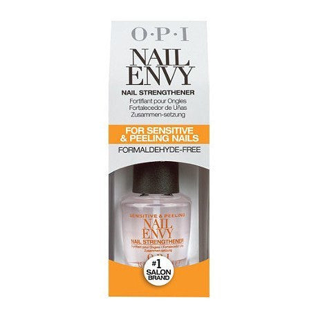 OPI Nail Treatment 15ml - Nail Envy - For Sensitive and Peeling - Love This Colour
