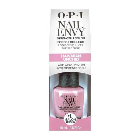 OPI Nail Treatment 15ml - Nail Envy -  Hawaiian Orchid - Love This Colour