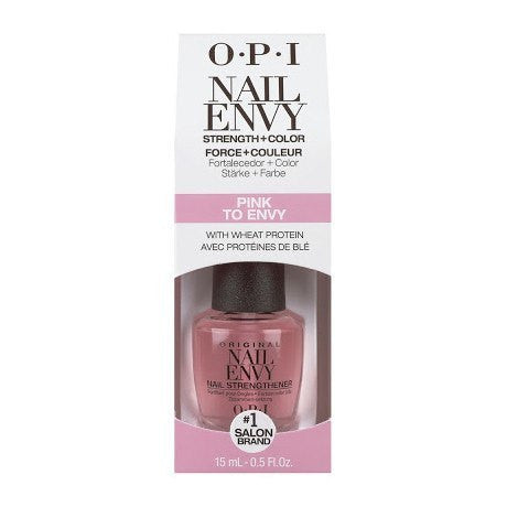 OPI Nail Treatment 15ml - Nail Envy -  Pink To Envy - Love This Colour