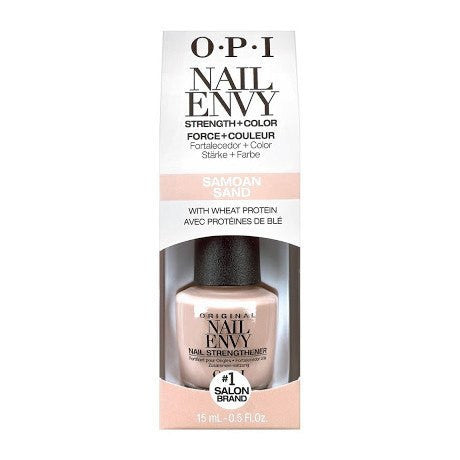 OPI Nail Treatment 15ml - Nail Envy -  Samoan Sand - Love This Colour