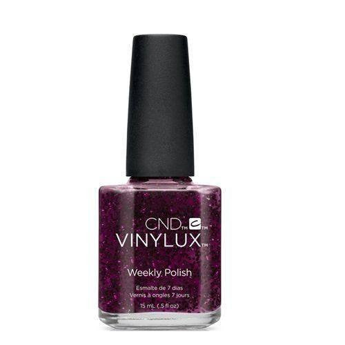 Vinylux Weekly Nail Polish 15ml -  Poison Plum - Love This Colour