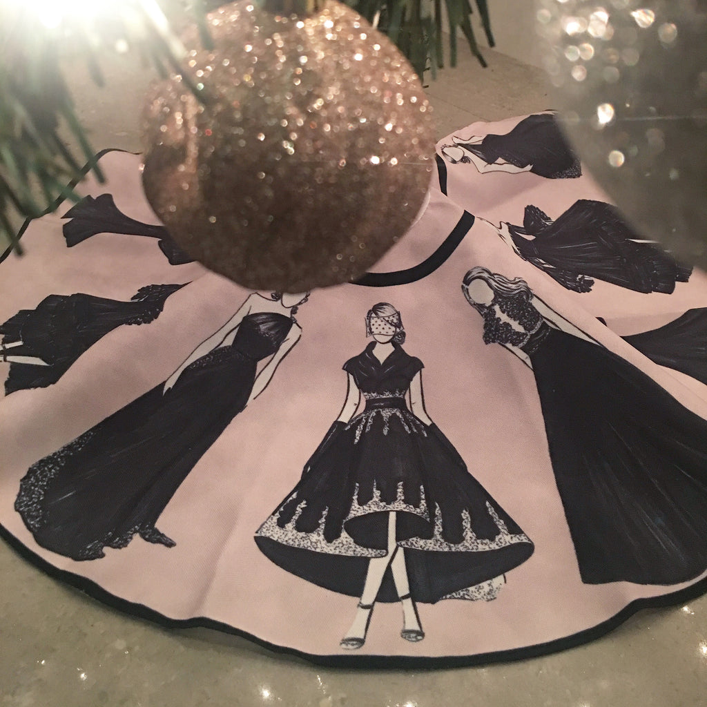 Fashion Couture Tree Skirt