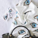 Mal de ojo ( Evil Eye) Swaddle