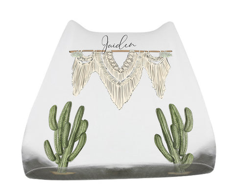 Desert Dreams Changing Table Cover