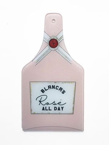 Rosé all day Personalized Cutting Board