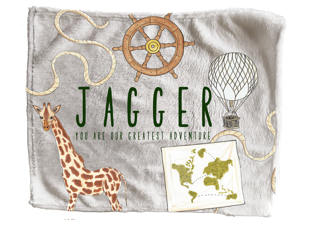 Explorer Lovey (giraffe version)