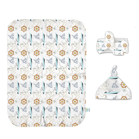 Nautical Swaddle