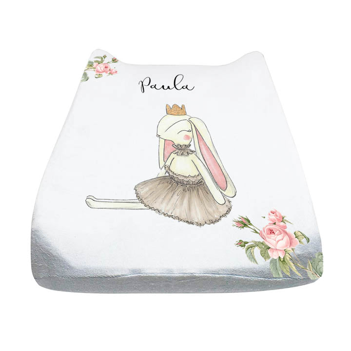 Some Bunny Loves you Changing Table Cover Sheet