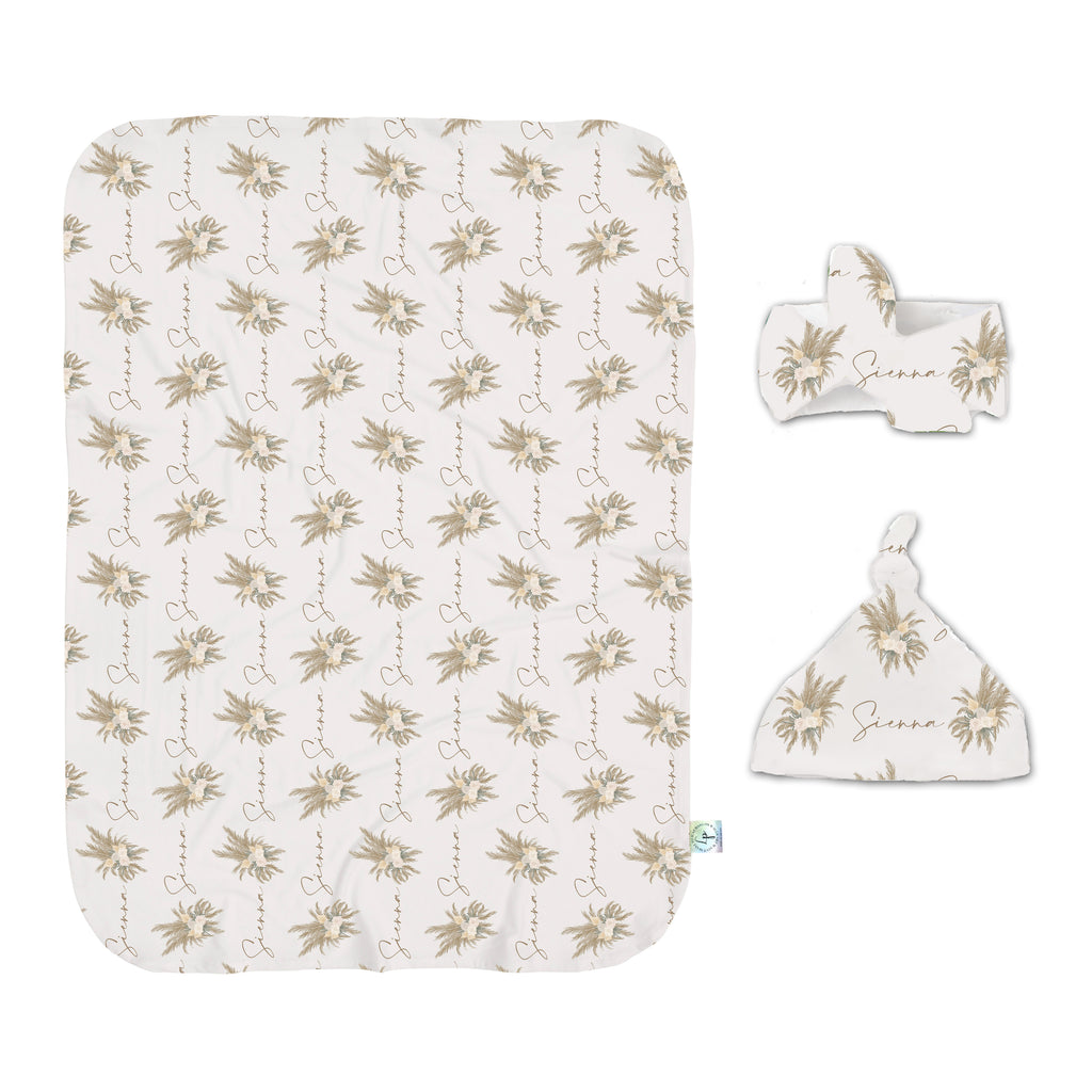 Pampas Baby Swaddle Set