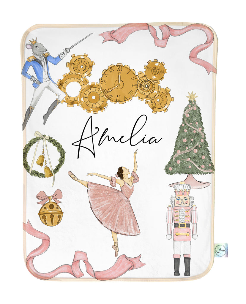 The Nutcracker Blanket