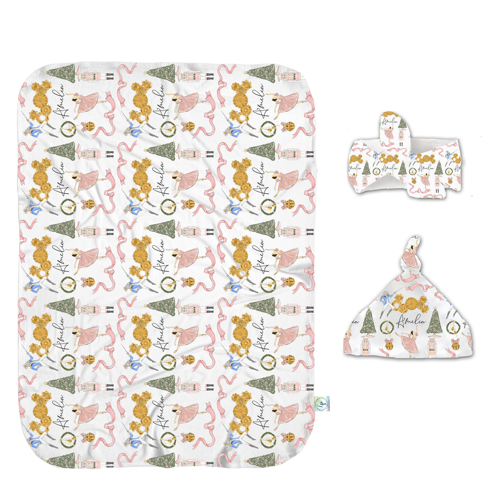 The Nutcracker Swaddle Set
