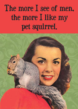 GC0092 - My pet squirrel