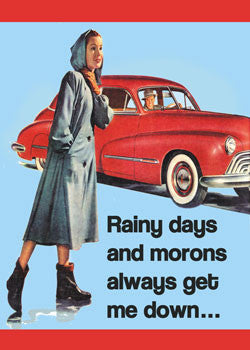 GC0146 - Rainy days and morons