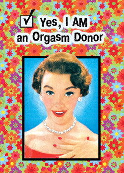 MA0238 - Orgasm donor