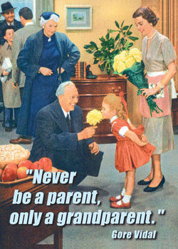 "GC0253 - ""Never be a parent"""