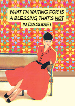 "GC0263 - ""Blessing NOT in disguise"""