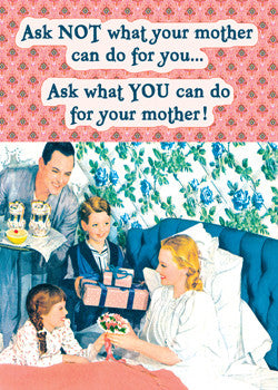 GC0668 - What you can do for mother