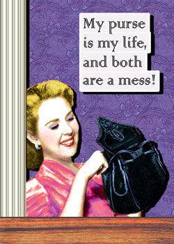 MA0767 - My purse is my life