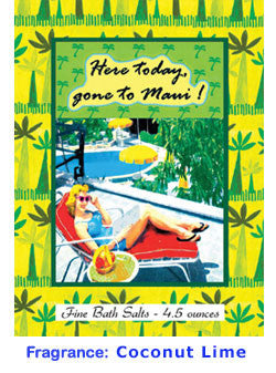 BST426 - Here today. Gone to Maui